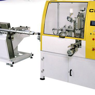 CER hotstamping machine